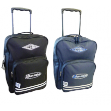 Blue Juice 3 Division Trolley Bag