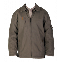 Wildway B5 Canvas Jacket - Taupe