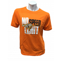 Salty Cheetahs Tee - Orange