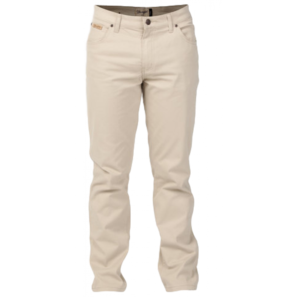 newest 52059 a9ed5 Wrangler Texas Stretch Twill Trousers