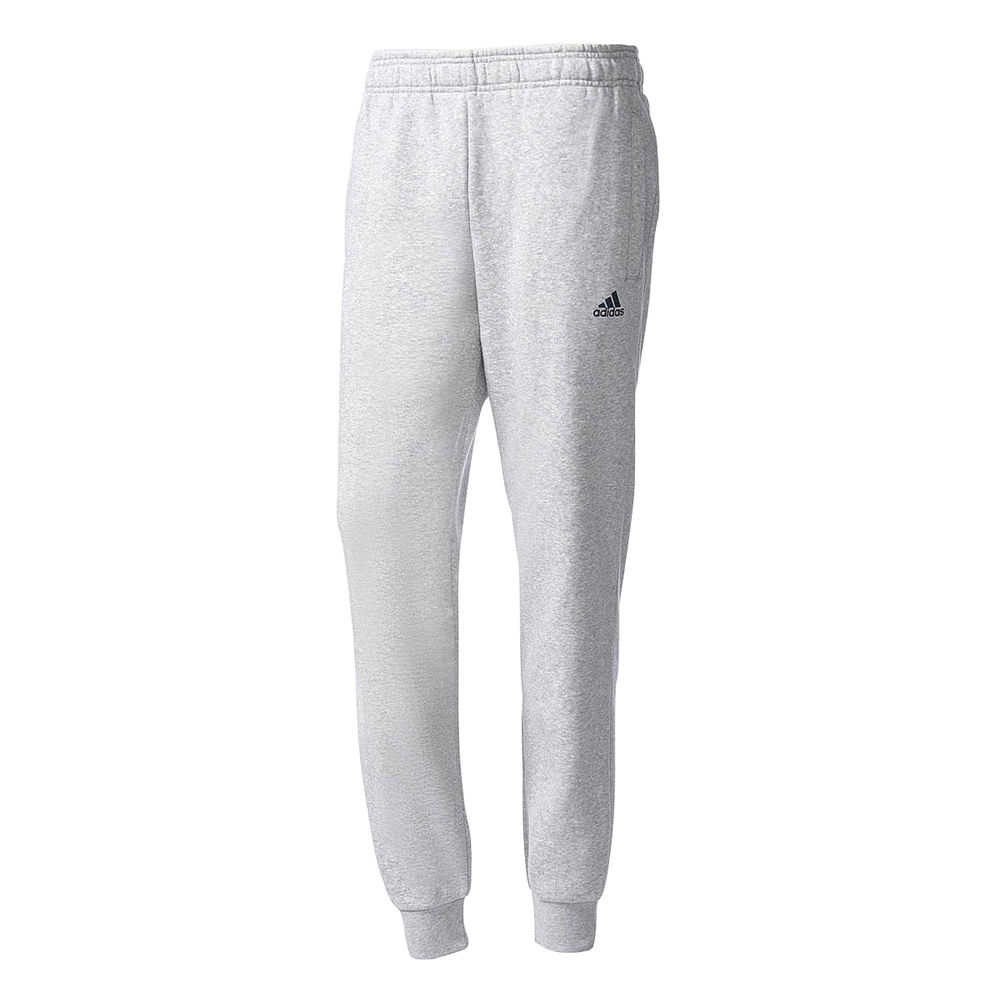 newest 00064 e1f50 Adidas Mens Essential Tapered Cotton Pants